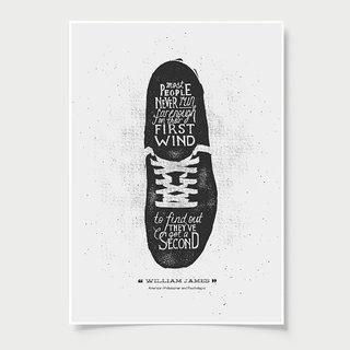 5 Ace SHOES WALL POSTER STICKER FOR BEDROOM,LIVING ROOM,OFFICES OF 300 GSM (12x18 )inch WITHOUT FRAME