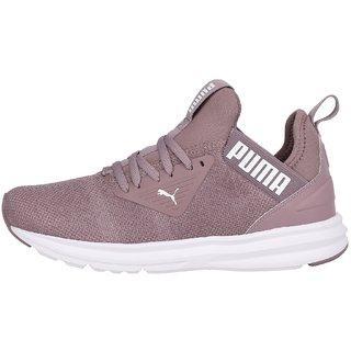 Puma Womens Light Purple Enzo Beta Wns Running shoes