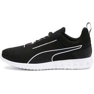 Puma Womens Black Carson 2 Concave Wns Running shoes