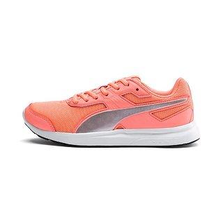 Puma Womens Peach Escaper Mesh Running shoes