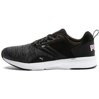 Puma Womens Black NRGY Comet Running shoes