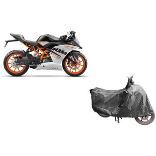 TEFLON METTY MILITRY GREEN BIKE COVER FOR KTM RC 390