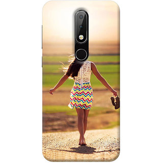 FABTODAY Back Cover for Nokia 6.1 2018 - Design ID - 0315