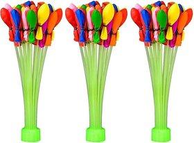Charismacart Holi Magic Water Balloon Pack of 12 -   444 Balloon- Multicolor