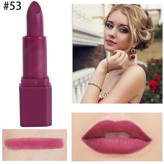 Miss Rose Creame Matte Makeup Lipstick Long lasting And Waterproof Lipstick
