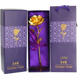Valentine Day Gift for Girlfriend Beautiful Rose with Box Gift for Rose Day