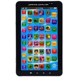 P1000 Kids Educational Learning Tablet Computer Educational Learning Tablet Toy for Kids Gift
