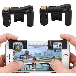 Gaming Trigger Fire Button Gaming Controller Pubg Shooter For Sensitive Shot and Aim Buttons L1R1 Shoot Most Smart Phone