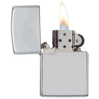 MannaT Earth silver lighter