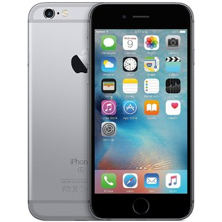 Apple iPhone 6S ( 64GB , Space Grey , 2 GB , 6 Month Seller Warranty )