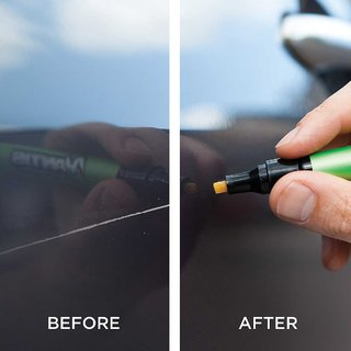 Scratch Remover Pen For Car Bike any time any where simple easy to use remove scratch from bike car cycle or any thing