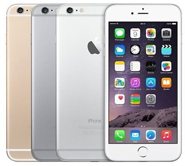 c20bf0376625d1 Buy Apple iphone 6 64GB 4G Factory Unlocked Imported Smartphone Online -  Get 55% Off
