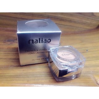 Maliao consealer primer 2 in 1 pack shade 02 natural