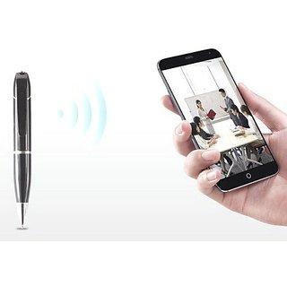 HD WIFI Pen Camera Wireless Remote monitor Camcorder