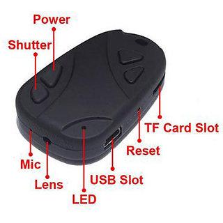 Spy Keychain Camera