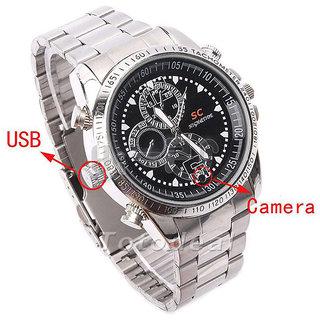 Spy Wrist Watch Camera Hd