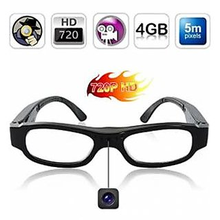 Spy Hidden Glasses Camera Hd