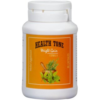 Health Tone Herbal Weight Gainer Capsules Made In Thailand