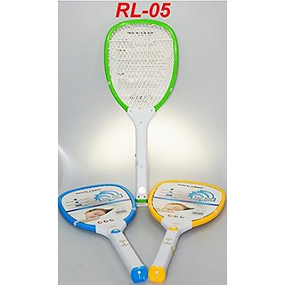 Buy Rocklight Rechargeable Mosquito Insect Killer Racket Bat With