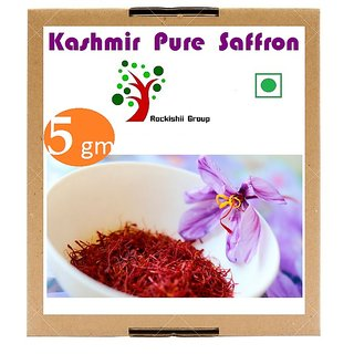 Buy Kashmiri Pure Saffron Kesar 5 gms Zafran Pure Stigma Mogra Online - Get  40% Off 97d0662100