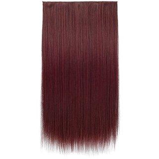 Tahiro Red Wine Hair Extension - Pack Of 1