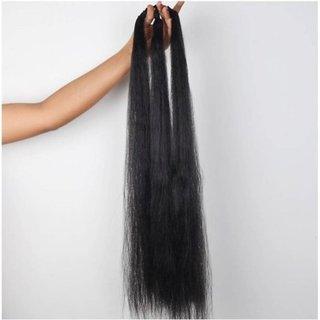 Tahiro Black Parandi Hair Extension - Pack Of 1