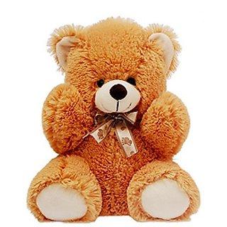 Tabby Toys Cute Sweet Teddy Bear - 36 Cm (Brown)