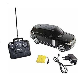 Fantasy India Remote Control Rechargeable Range Rover Toy Car - Multi Color