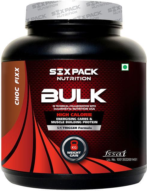 Six Pack Nutrtion - Bulk-2Kg-American Ice-Cream