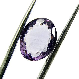 Ceylon Sapphire 8.75 Ratti IGL Certified  Amethyst Semi-precious Gemstone