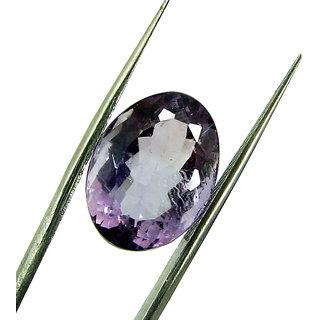 4.07 Ratti IGL Certified  Amethyst Semi-precious Gemstone -  Ceylon Sapphire