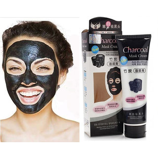 Blackhead Remover Mask, Suction Black Mask, ToullGo Purifying Blackhead  Black Pore Removal Peel off Strip Charcoal Mask for Face Nose - Deep Clean
