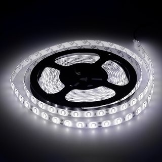 BEST IDEAS 5 METER WHITE LED STRIP (12 VOLT DC)