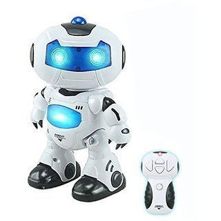 Shribossji Bingo Robot Toy With Remote Control For Kids (Multicolor)