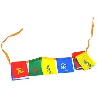 SCORIA tibetan flag for bike