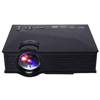 acdd9851b10e17 DeepLee Wireless WIFI Mini Portable LED LCD Video Projector Home Cinema  Theater 800x480 1200 lumen support PC XBOX PS3 PS4 DVD TV BOX with VGA USB  SD AV ...