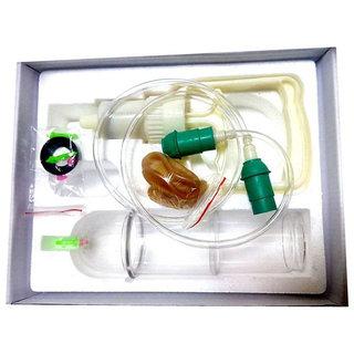 Original Imported Branded Vacuum Cupping Male ling Developer Pump / Orgain developer set ( O D Set )