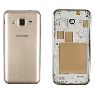 Full Body Housing Panel For Samsung Galaxy J2 J200(GOLDEN)