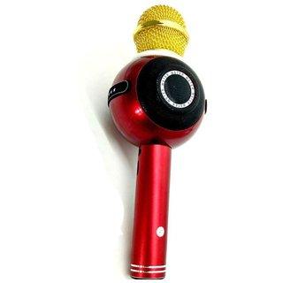 RJD WS-878 Wireless Handheld USB Player Wireless Microphone