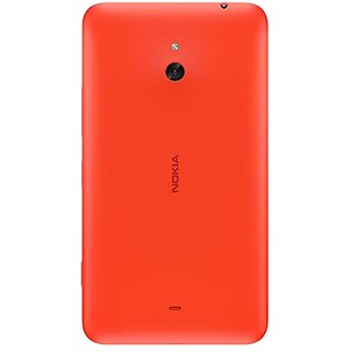new arrivals f9782 fc05c Nokia Lumia 1320 Battery Door Back Panel Cover (ORANGE)