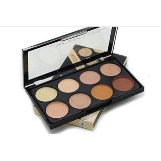 Kiss Beauty Cream Concealer Contour  Highlighter Makeup 12 gm