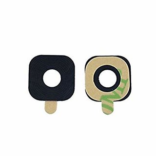 New Camera Lens Cover with Adhesive Sticker for Samsung Galaxy A3 SM-(A310F) (2017 Edition) - Black