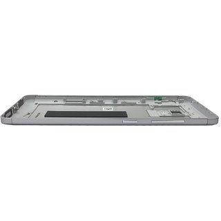 Housing Body Panel With Camera Lens For Lenovo VIBE P1 - Silver Color
