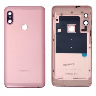 New Housing Body Panel For Redmi Note 5 Pro - Rose Gold Color