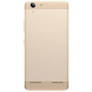 FULL BODY HOUSING PANEL FOR LENOVO  K5 VIBE PLUS (GOLDEN)