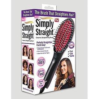 Simply Straight Ceramic Straightening Brush