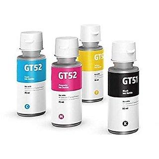 Buy HP GT51 GT52 4 Color Set Genuine Official Original Ink