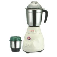 Elvin Nov@ Wet And Dry Grinding With 2 Stainless Steel Mixie Jar 500 Mixer Grinder