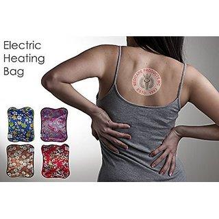 Buy 2 Get 1 Free Max Pluss Electric Hot Bag, Hand warmer, Electric heater Warm bag, Heating Gel Pad ( Multicolor)