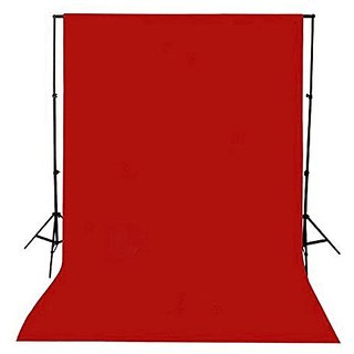 8x12 Feet Backdrop Photography Background (Red)